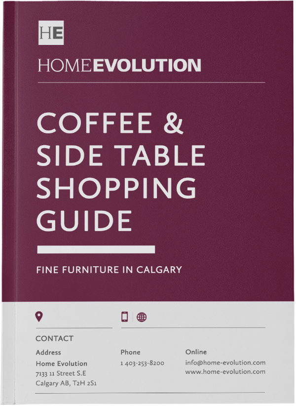Coffee & Side Table Shopping Guide