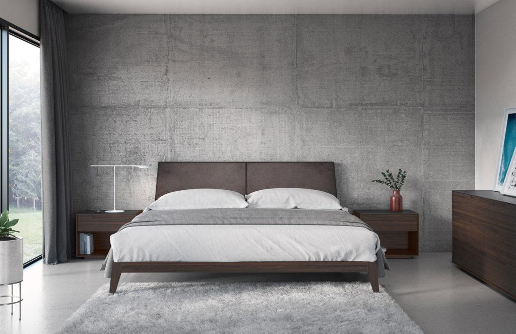 Lea Modern Bed