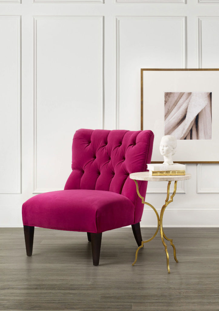 Bedroom Accent Chair