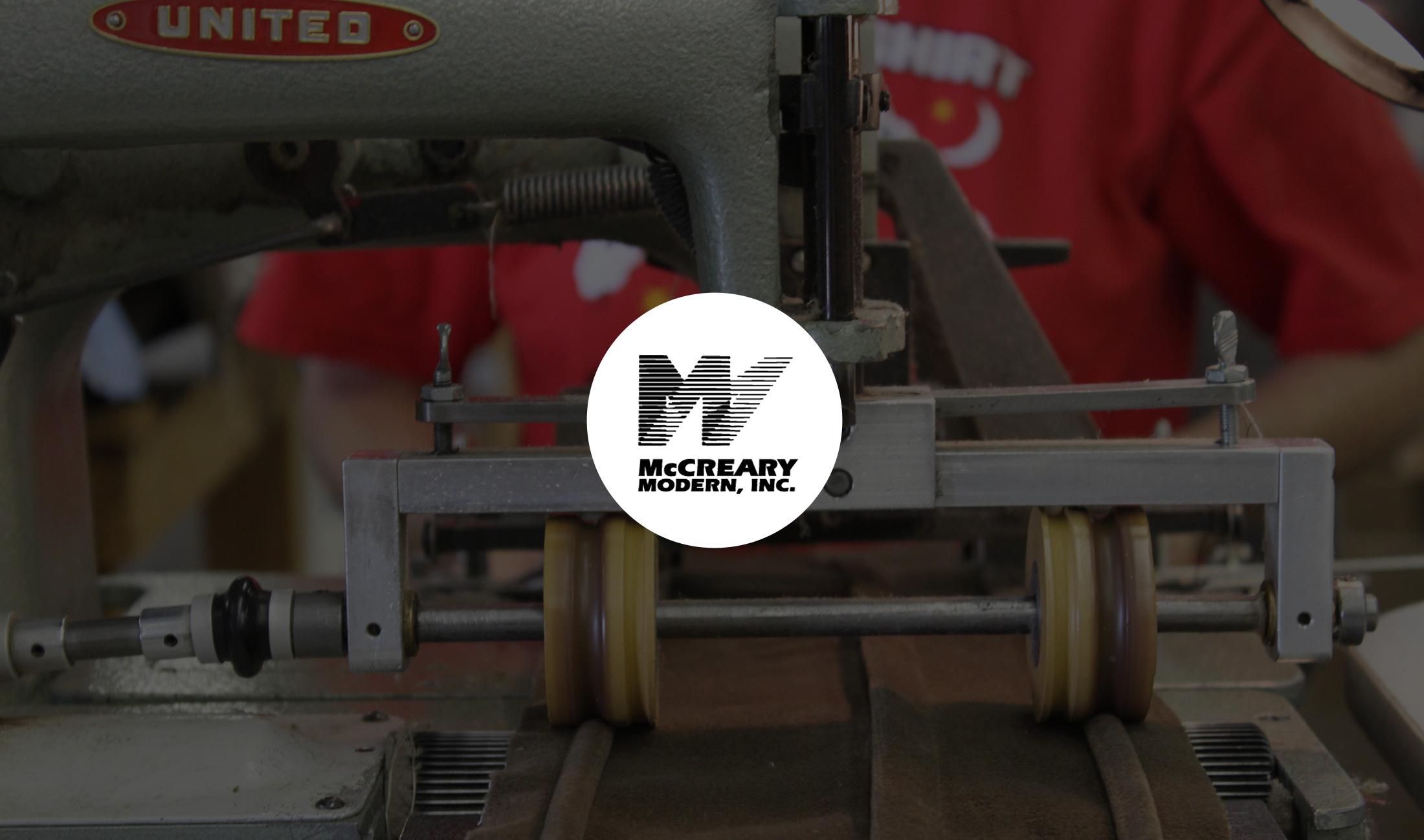 Manufacturer Brand Spotlight: McCreary Modern