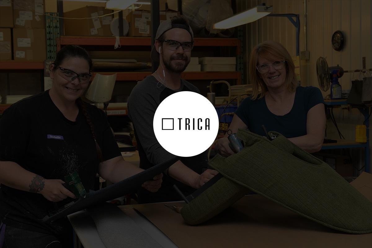 Furniture Manufacturer Brand Spotlight: Trica