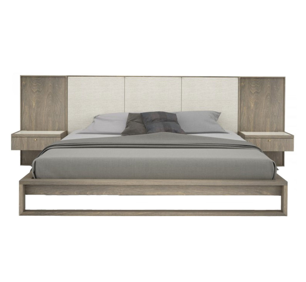 Modern Beds Bed Frames Calgary Home Evolution